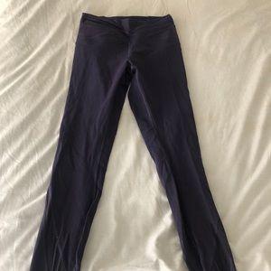 Lululemon full length tights - size 6